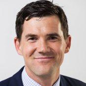 Justin Lester, Mayor, Wellington