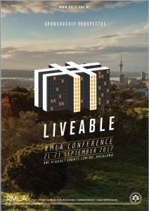 #Liveable Sponsorship Prospectus 2017