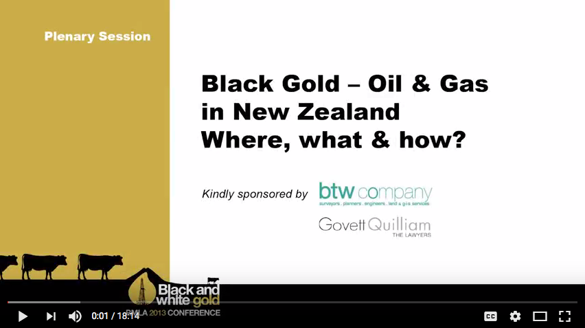 Black Gold - The Petroleum Opportunity