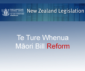 Te Ture Whenua Maori Reform Bill