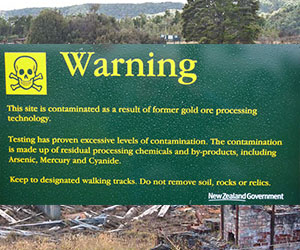 Miningcontamination